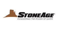 StoneAge Engineering the power of water logo
