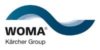 WOMA kärcher Group logo