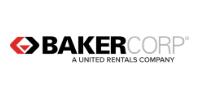 BAKER CORP a united rentals company logo